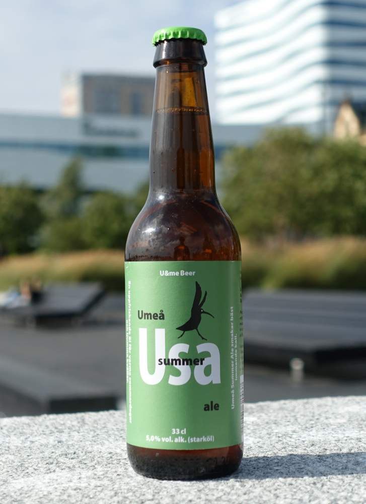 Usa - Umeå summer ale